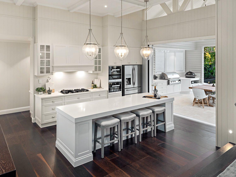 Hawthorne Hamptons House - Kitchen