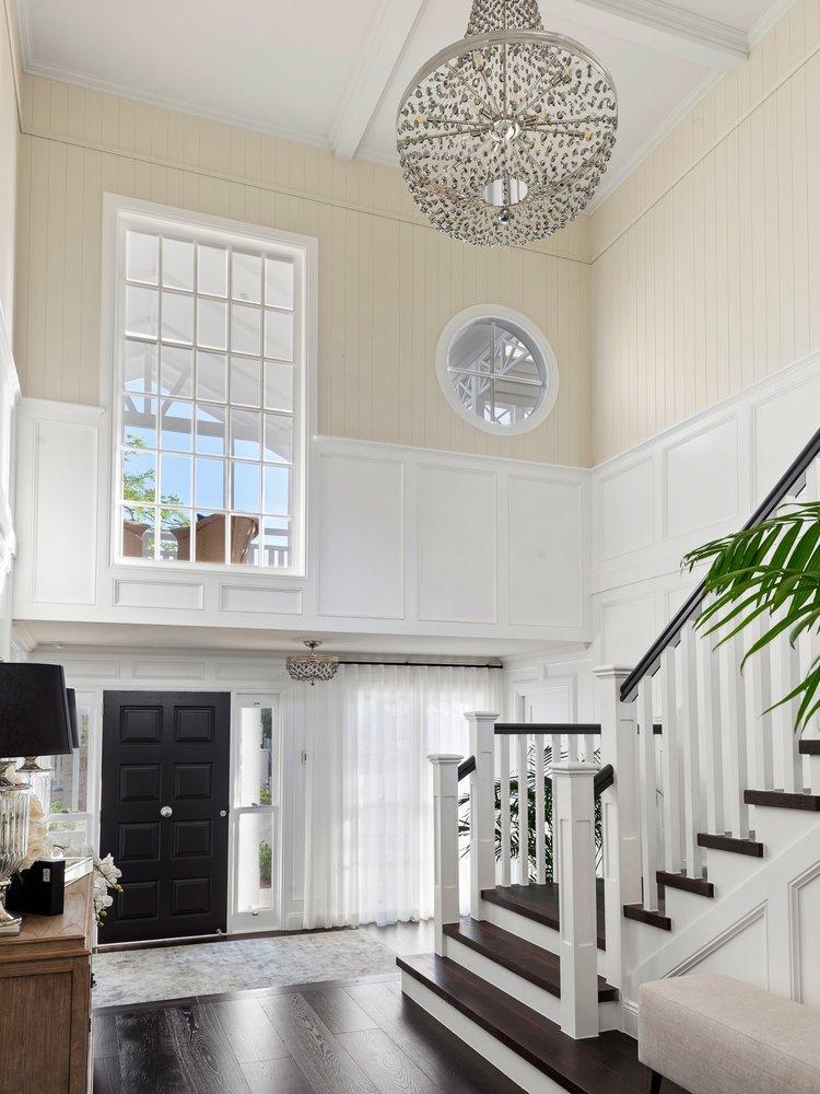 Hawthorne Hamptons House - Entrance