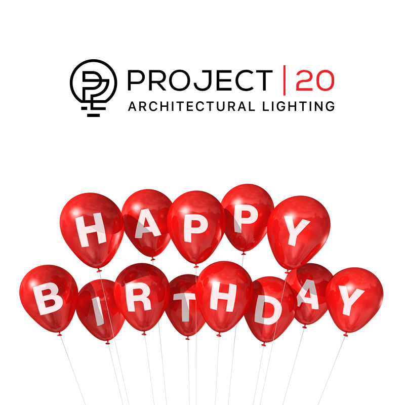Happy Birthday Project20
