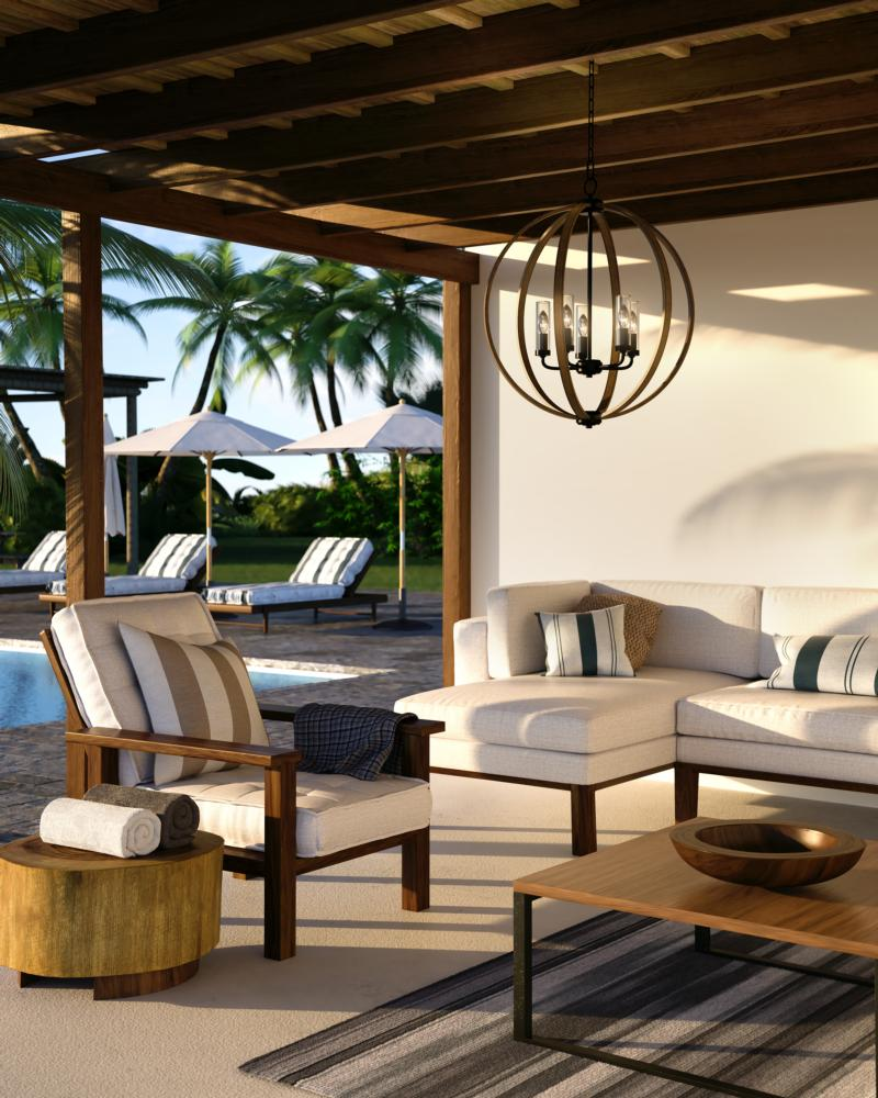 Allier Collection by Feiss - Hamptons