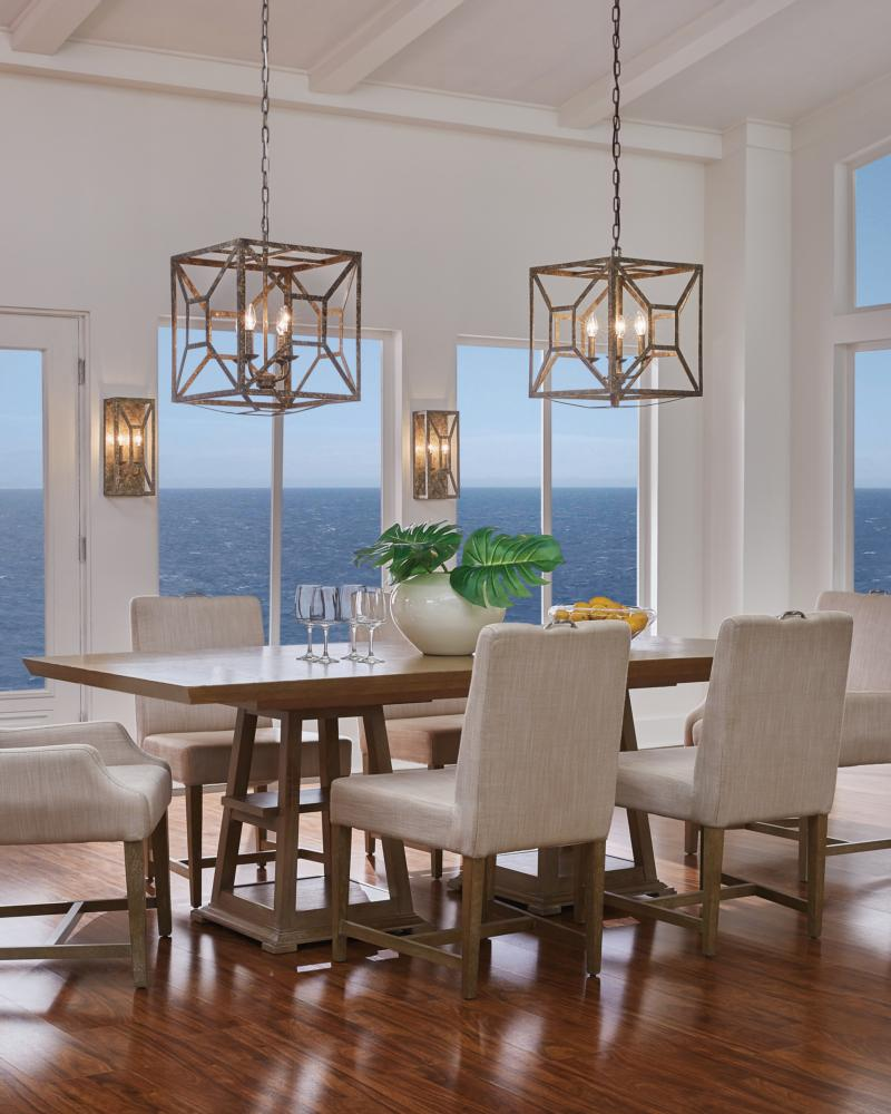 Get The Hamptons Lighting Look With Feiss Project 20