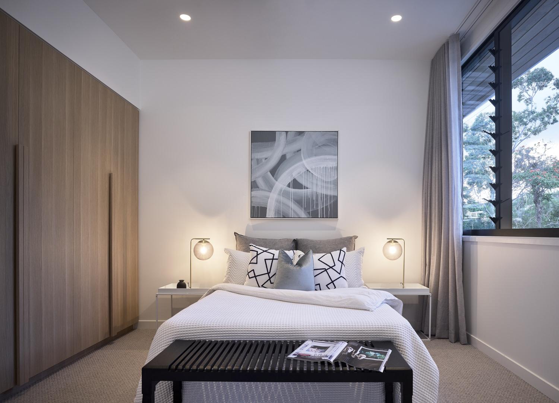 Laurent Paddington - Guest Bedroom