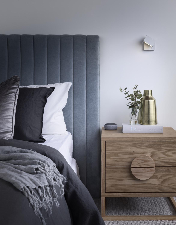 Laurent Paddington - Master Bedroom