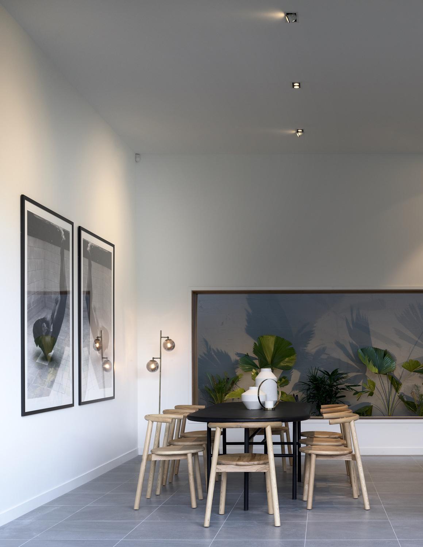 Laurent Paddington - Living Room
