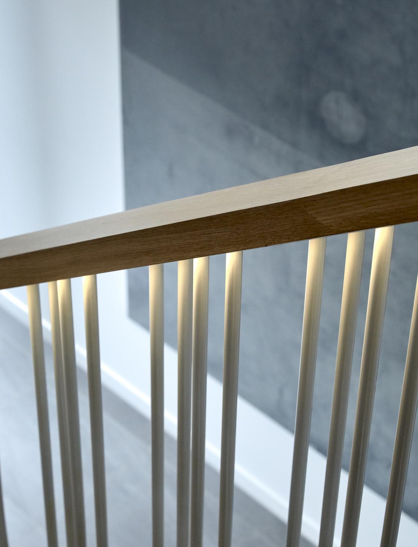 Laurent Paddington - Stair Rail